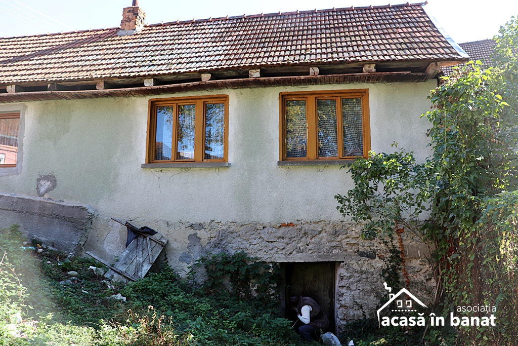 Moara Todi din satul Măru, județul Caraș-Severin