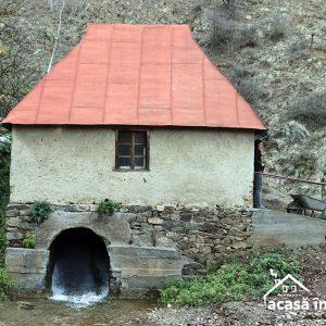 Morile de apă din Moceriș - Moara de Piatra
