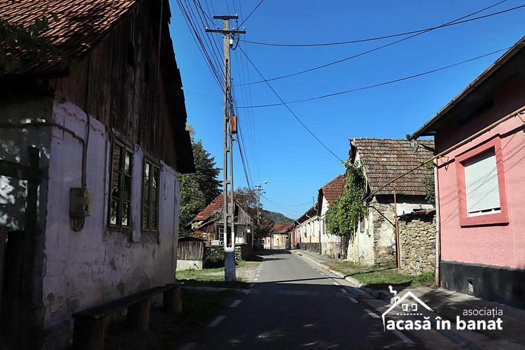 Sore Moara Todi din satul Măru, județul Caraș-Severin