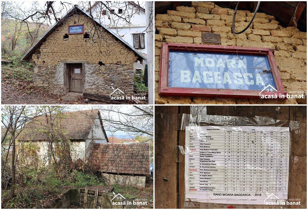 Moara Băgească din Sopotu Vechi