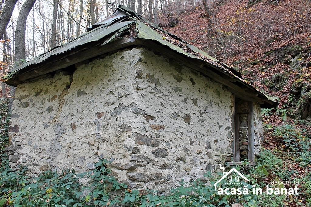Moara din Piatră din Sopotu Vechi