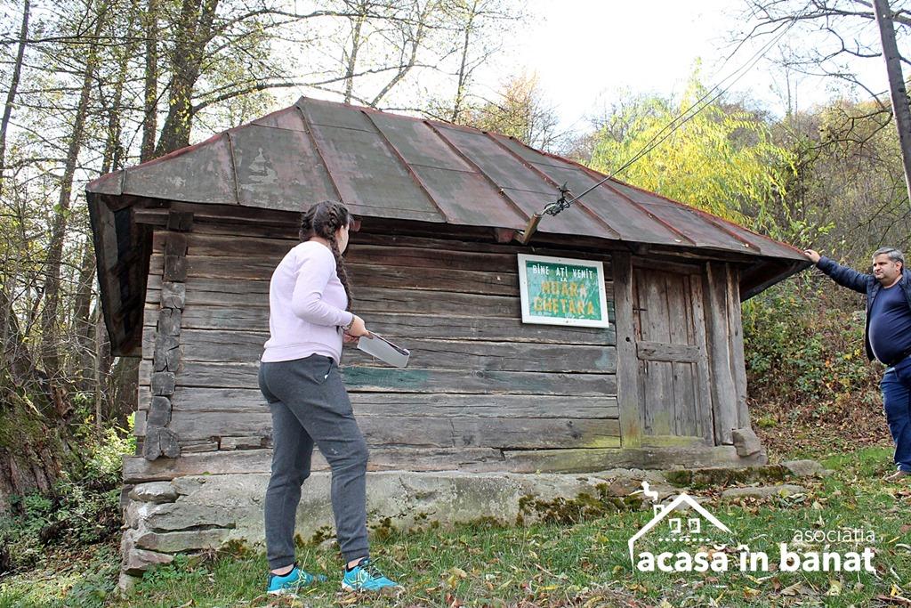 Moara Ghetera din Sopotu Vechi