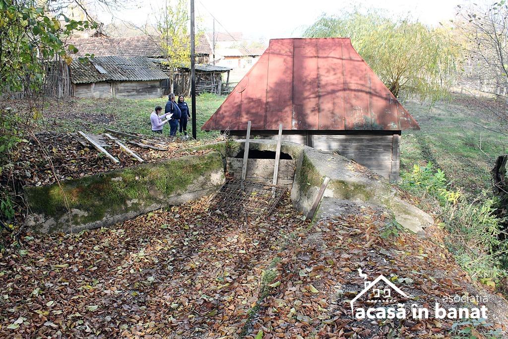 Moara Nouă din Sopotu Vechi