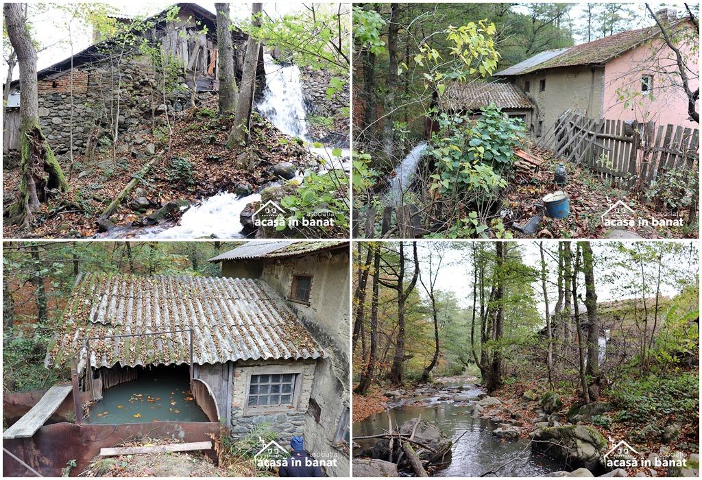 Morile de apă din Putna - Moara Pemului