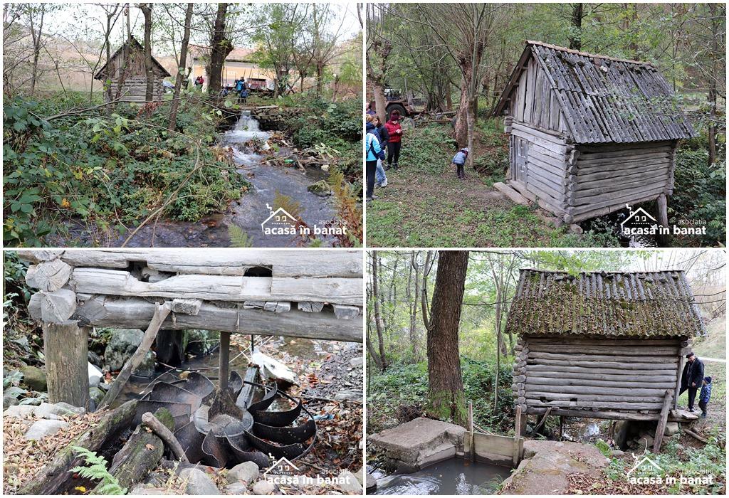 Morile de apă din Putna - Moara din Vale