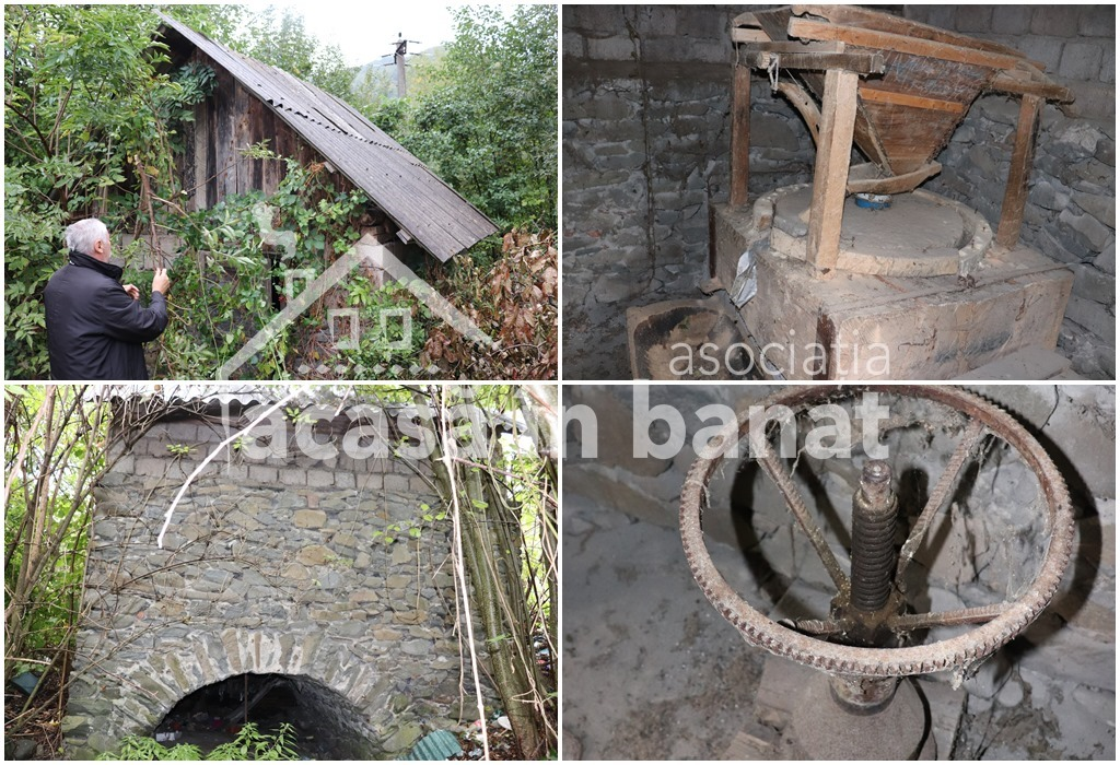 Morile de apă din Feneș - Moara Paica